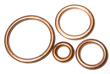 AN900 COPPER GASKETS<br>(CRUSH WASHERS)