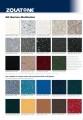 Zolatone 20 Series Multicolor Chart