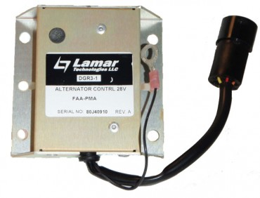 Lamar alternator control 28v dgr3 1 from aircraft spruce click image for a larger view cheapraybanclubmaster Image collections