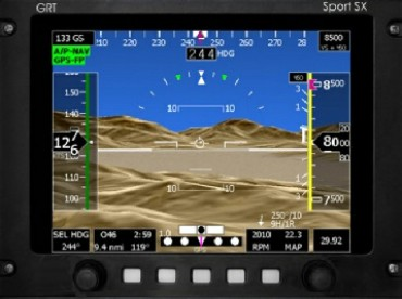 GRAND RAPIDS SPORT EFIS from Aircraft Spruce