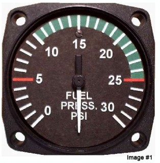 Uma 2 14 electronic fuel pressure gauges tso from aircraft spruce click image for a larger view thecheapjerseys Choice Image