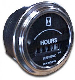 876 datcon hour meter 876 12 24 vdc from aircraft spruce datcon gauge wiring diagram at edmiracle.co