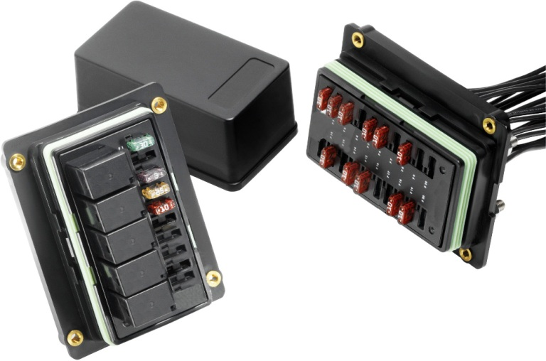 11 13348 1 seal all mini fuse & micro relay panels from aircraft spruce mini fuse box at creativeand.co