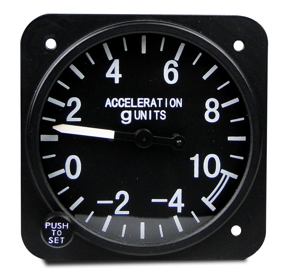 G-Meter Accelerometer