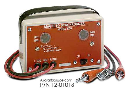Eastern electronics magneto timing light model e50 from aircraft close sciox Choice Image