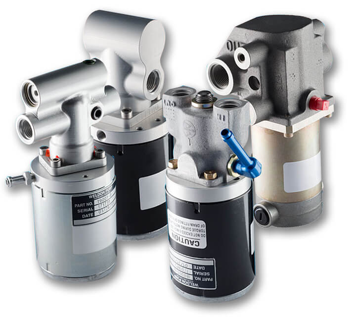 WELDON PMA'D FUEL PUMPS from Aircraft Spruce