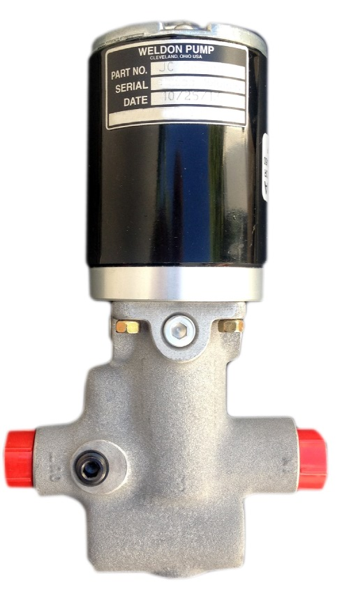 WELDON HIGH PRESSURE ELECTRIC FUEL PUMP from Aircraft Spruce