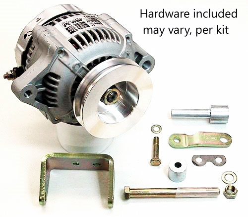 Plane power lightweight alternator kits from aircraft spruce asfbconference2016 Gallery