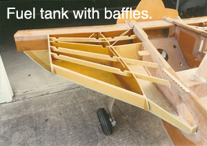 Home built aircraft projects