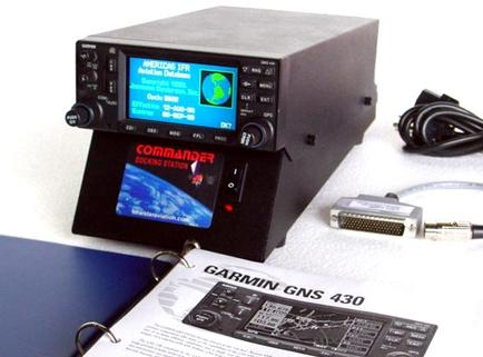 Garmin 430 I/O Cable
