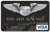 Airline Pilot Card