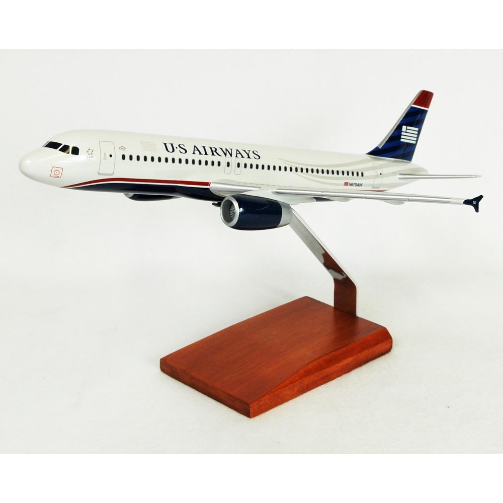 A320-200 US AIRWAYS MODEL from Aircraft Spruce