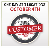 2014 Customer Appreciation Day At 3 Locations!