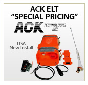ACK ELT Special Pricing $549