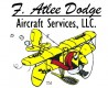 F ATLEE DODGE CESSNA AIRCRAFT EXHAUST PARTS