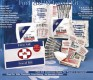 FIRST AID �N TRAVEL KIT