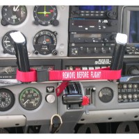 Remove Before Flight Streamers