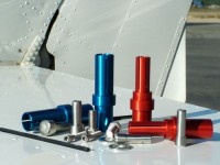 True-Lock L.L.C. Axle Nut Fastener Systems