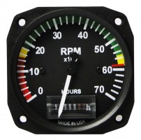 UMA 3-1/8 ELECTRONIC TACHOMETERS | Aircraft Spruce