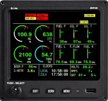 MVP-50T CERTIFIED TURBOPROP & JET ENGINE MONITOR - TSO'd | Aircraft
