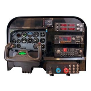 e63712e2c40 FLIGHT TRAINING COCKPIT ADVANCED PANEL from Aircraft Spruce