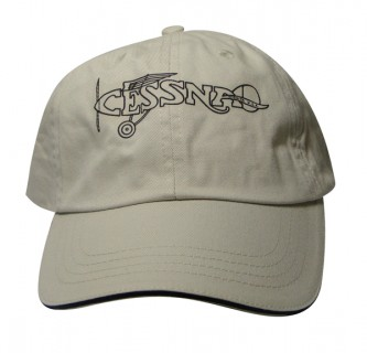 5c1beef579081 CESSNA LOGO HAT from Aircraft Spruce