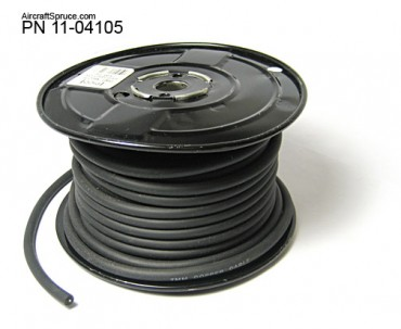 11 04105 spark plug wire from aircraft spruce  at aneh.co