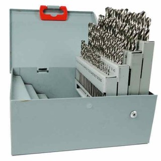 Drill bit set sizes 1 60 from aircraft spruce click image for a larger view greentooth Choice Image