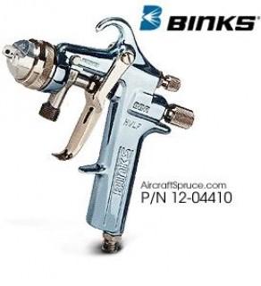 binks mach 1 hvlp spray from aircraft spruce rh m aircraftspruce com binks mach 1 hvlp spray gun manual Binks Mach 1 HVLP BBR Automatic
