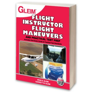 493a285ddae GLEIM FLIGHT INSTRUCTOR FLIGHT MANEUVERS from Aircraft Spruce