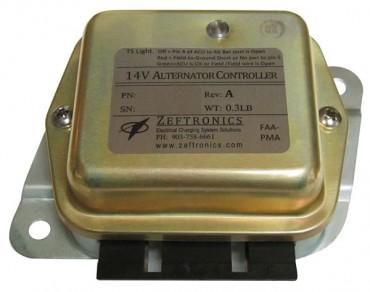 Zeftronics Voltage Regulators Alternator Controllers From Aircraft