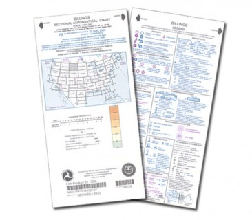 2d6725503e3 AERONAV VFR SECTIONAL CHARTS from Aircraft Spruce
