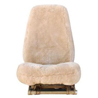 SHEEPSKIN SEAT COVERS FOR MOONEY