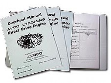 avco lycoming engine & accessory overhaul & parts manuals from aircraft  at alyssarenee.co