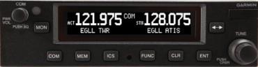 garmin panel mount com radio gtr 225a 225b from aircraft spruce rh m aircraftspruce com GTR 225 Garmin Garmin GTR 225 Installation Manual
