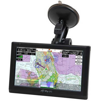 Adventure Pilot Ifly 740b Touchscreen Gps Moving Map