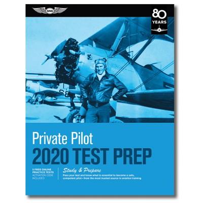 ASA PRIVATE PILOT TEST PREP BOOK