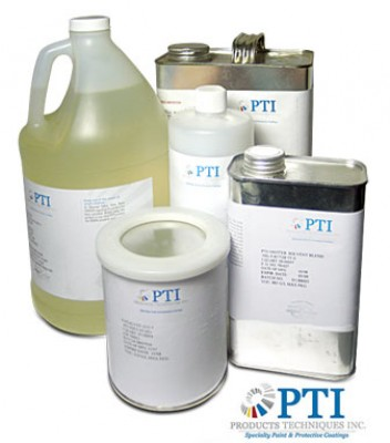 PTI POLYURETHANE PAINT KIT