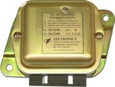 ZEFTRONICS VOLTAGE REGULATORS - GENERATOR CONTROLLERS FOR 28V TWIN on
