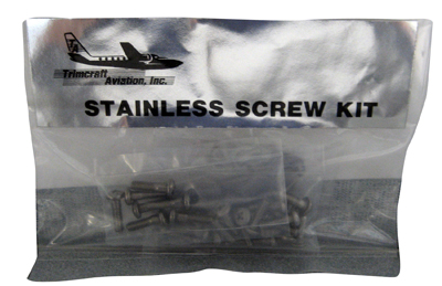 FUEL TANK STRUCTURAL STAINLESS SCREW KITS