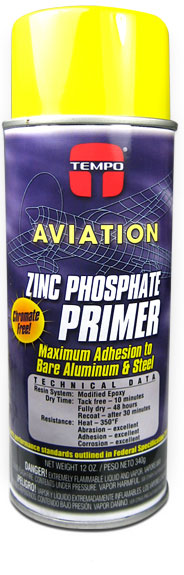ZINC PHOSPHATE PRIMERS