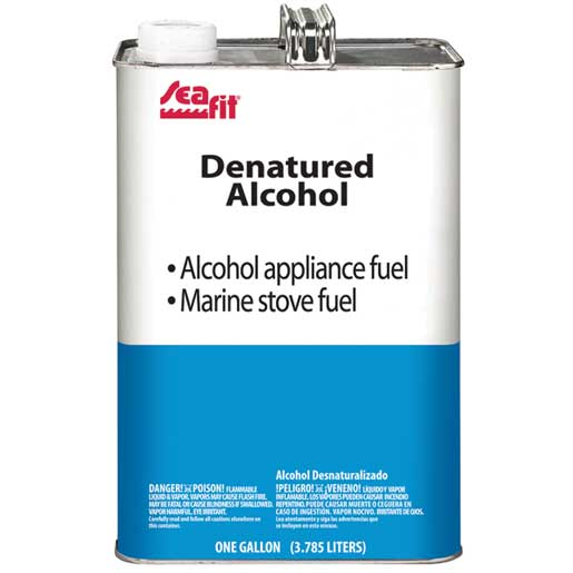 DENATURED ALCOHOL - GALLON