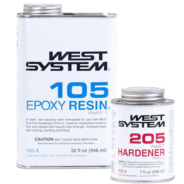 WEST SYSTEM EPOXY KITS