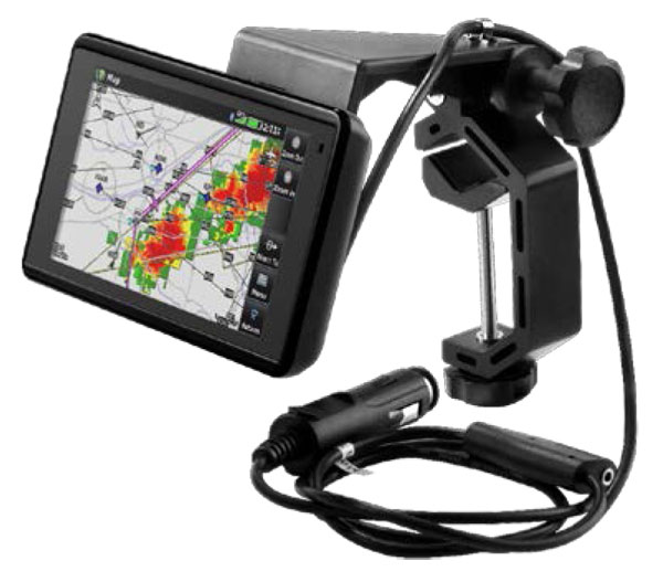 GARMIN AERA 660 TOUCHSCREEN PORTABLE GPS