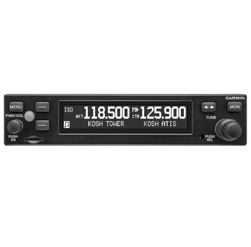GARMIN GTR 200 PANEL MOUNT COM RADIO
