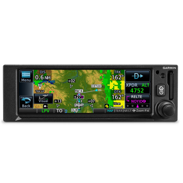 GARMIN® GNX™ 375 GPS NAVIGATOR + ADS-B OUT / IN TRANSPONDER WITH HARNESS  FOR EXPERIMENTAL AIRCRAFT