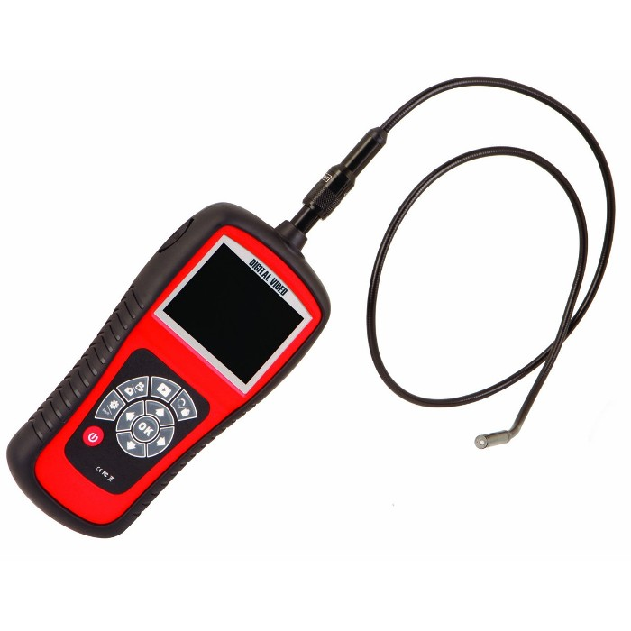 HIGH RESOLUTION DIGITAL INSPECTION CAMERA WITH RECORDER