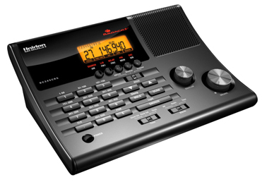 CRS AM/FM CLOCK RADIO BASE SCANNER WITH 500 CHANNELS IN 10 BANKS