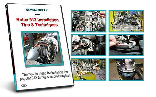 ROTAX 912 INSTALLATION TIPS & TECHNIQUES DVD