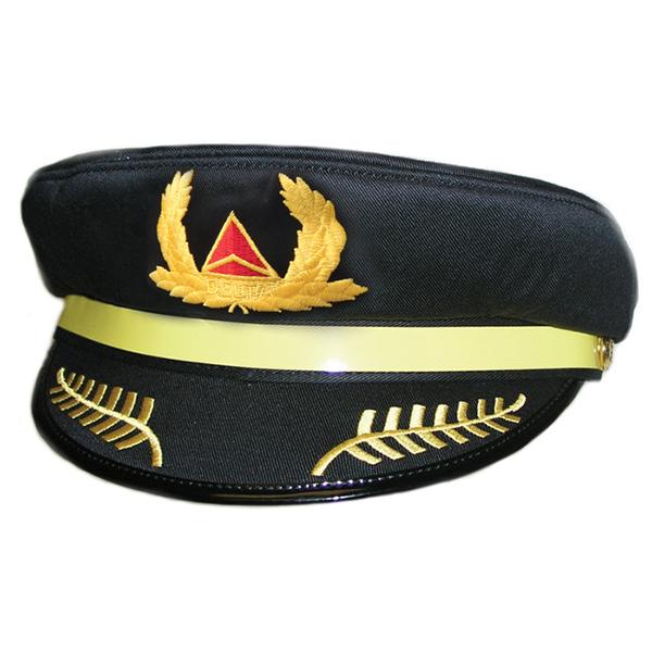 Delta Airline Usa Children S Captain S Pilot Hat